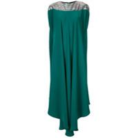 Dima Ayad Vestido Midi - Verde