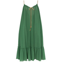 Three Graces Vestido Midi 'agatha' - Verde