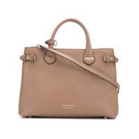 Burberry Bolsa Tote 'house Check' - Neutro