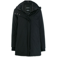 Herno Hooded Parka Coat - Preto