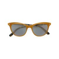 Oliver Peoples Óculos De Sol 'jardinette' - Neutro