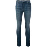Brocken Bow Calça Jeans Skinny Cintura Alta - Azul
