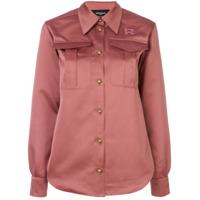 Rochas Camisa Mangas Longas - Rosa