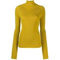 Holland & Holland Suéter De Tricô - Amarelo