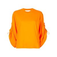 Toga Drawstring T-Shirt - Laranja
