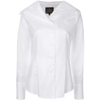 Vivienne Westwood Anglomania Camisa Oversized - Branco