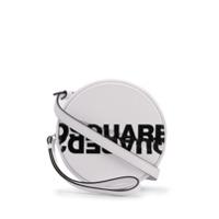 Dsquared2 Pill Logo Crossbody Bag - Branco