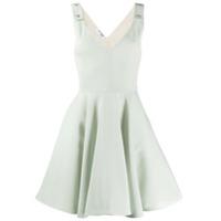 Courrèges Vestido Casual - Verde