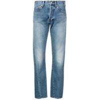 Balenciaga Calça Jeans New Twisted Leg - Azul