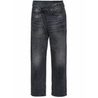 R13 Calça Jeans Leyton - Preto