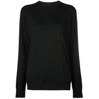 Wardrobe.nyc Suéter Release 01 - Preto