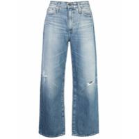 Ag Jeans Calça Jeans Bootcut Cintura Alta - Azul