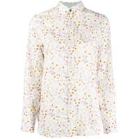 Paul Smith Camisa Estampada - Branco