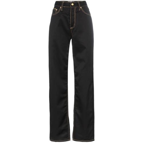 Eytys Calça jeans boyfriend - Preto