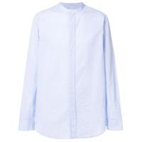 Paolo Pecora Camisa Com Botões Frontal - Azul
