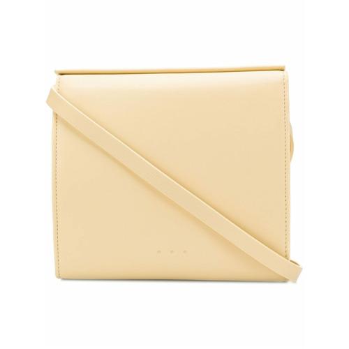 Imagem de Aesther Ekme box clutch bag - Amarelo