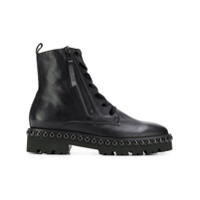 Kennel&schmenger Lace-Up Ankle Boots - Preto