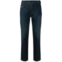 Diesel straight leg trousers - Azul