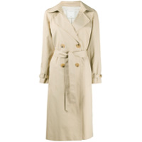 Sandro Paris Trench Coat Victory - Neutro