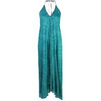 Hansine Vestido Frente Única - Verde