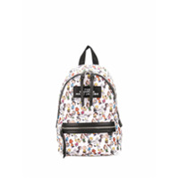 Marc Jacobs Mochila The Backpack Peanuts - Branco