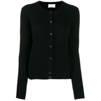 Allude Cardigan Color Block - Preto