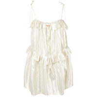 Maggie Marilyn Blusa Heart Of Gold - Neutro