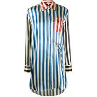 Loewe Camisa com listras - Neutro