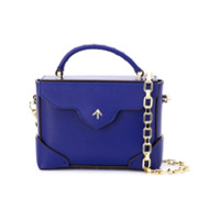 Manu Atelier Bolsa Micro Bold - Azul