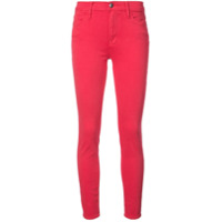 Frame Calça Jeans Skinny 'jean' - Vermelho