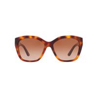 Burberry Eyewear Óculos De Sol Irregular - 331613Tartaruga