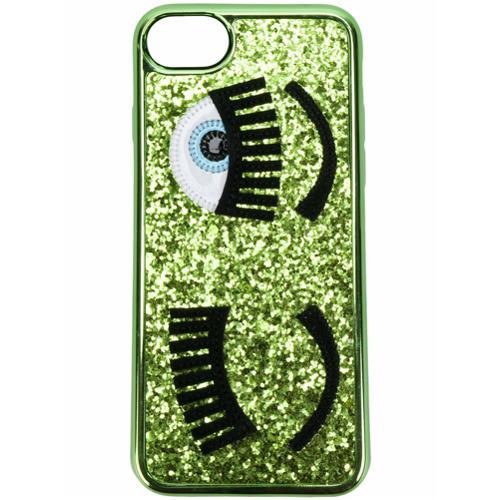 Chiara Ferragni Capa para iPhone 7 - Verde