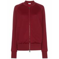 Moncler Suéter Com Logo - Vermelho