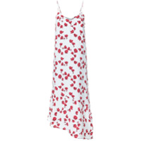 Equipment Vestido Floral - Azul