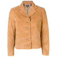 A.p.c. Cropped Jacket - Marrom