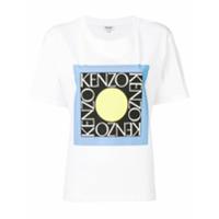 Kenzo Camiseta Com Logo - Branco