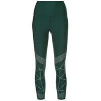 Nimble Activewear Legging Studio To Street - Verde