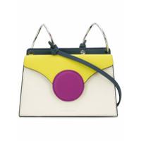 Danse Lente Mini Phoebe Crossbody Bag - Branco