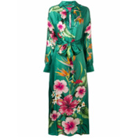 F.r.s For Restless Sleepers Vestido Anfitrite - Verde