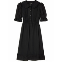 Marc Jacobs Vestido Midi The Kat - Preto