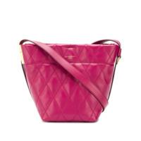 Givenchy Bolsa Saco Gv Mini - Rosa