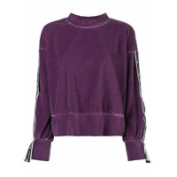 Champion Velvet Sweater - Rosa