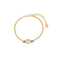 V Jewellery Pulseira Freya - Dourado