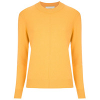 Egrey Blusa De Tricô De Lã - Amarelo