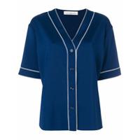 Golden Goose Camiseta Mangas Curtas - Azul