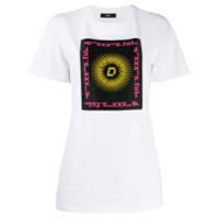 Diesel Camiseta T-Daria-H - Branco