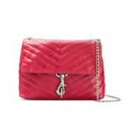 Rebecca Minkoff Quilted Shoulder Bag - Vermelho