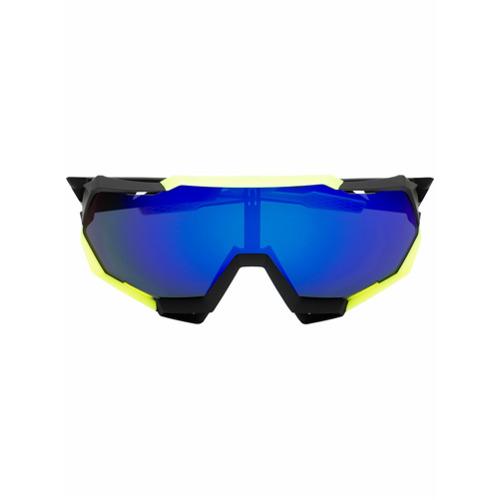 Imagem de 100% Eyewear Óculos de sol 'SpeedTrap' - Preto