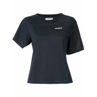 Aalto Camiseta De Jersey - Azul