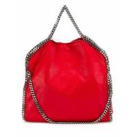 Stella Mccartney Bolsa Tote Modelo 'falabella' - Vermelho